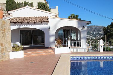 To rent Chalet Moraira